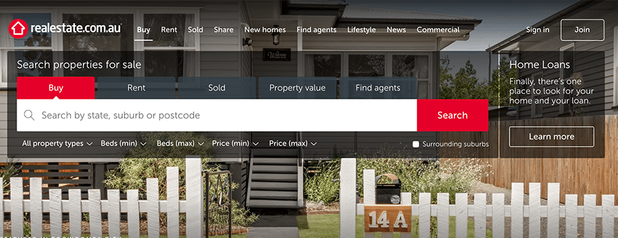 Advertise on Realestate.com.au Without Agent